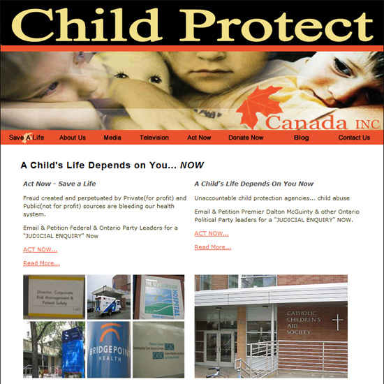 Child Protect Canada Inc.